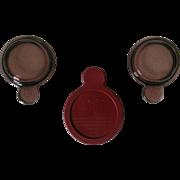 Corning Vision Amber Heat & Eat V-150-B Casserole Set