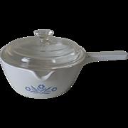 Corning Cornflower  Blue 2.5 Cup Saucepan with Lid P-89-B