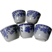 Delph Restaurantware Chinese Teacup Set