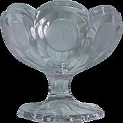 Fostoria Coin Glass Open Jam / Jelly