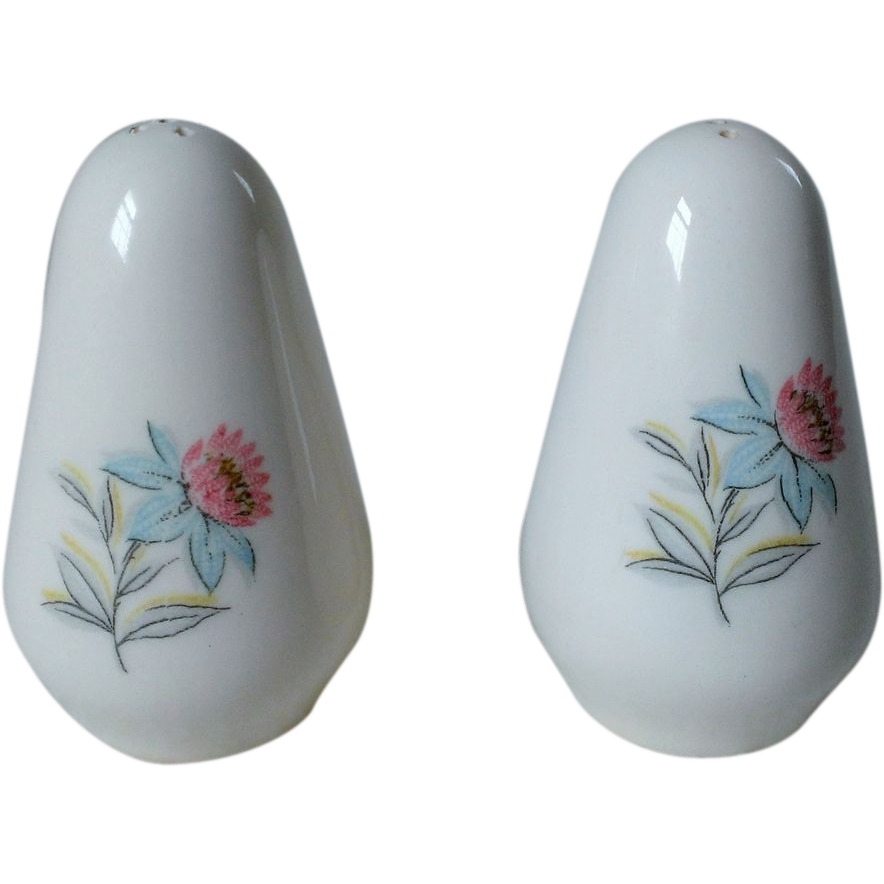 Steubenville Fairlane Salt & Pepper Shaker Set
