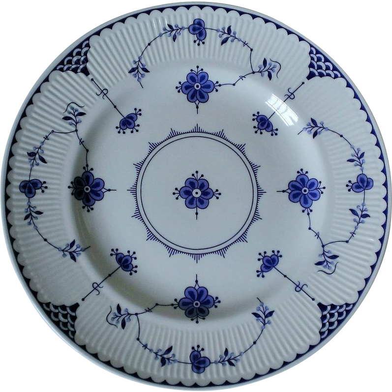 Johnson Brothers Denmark - Blue Dinner Plate