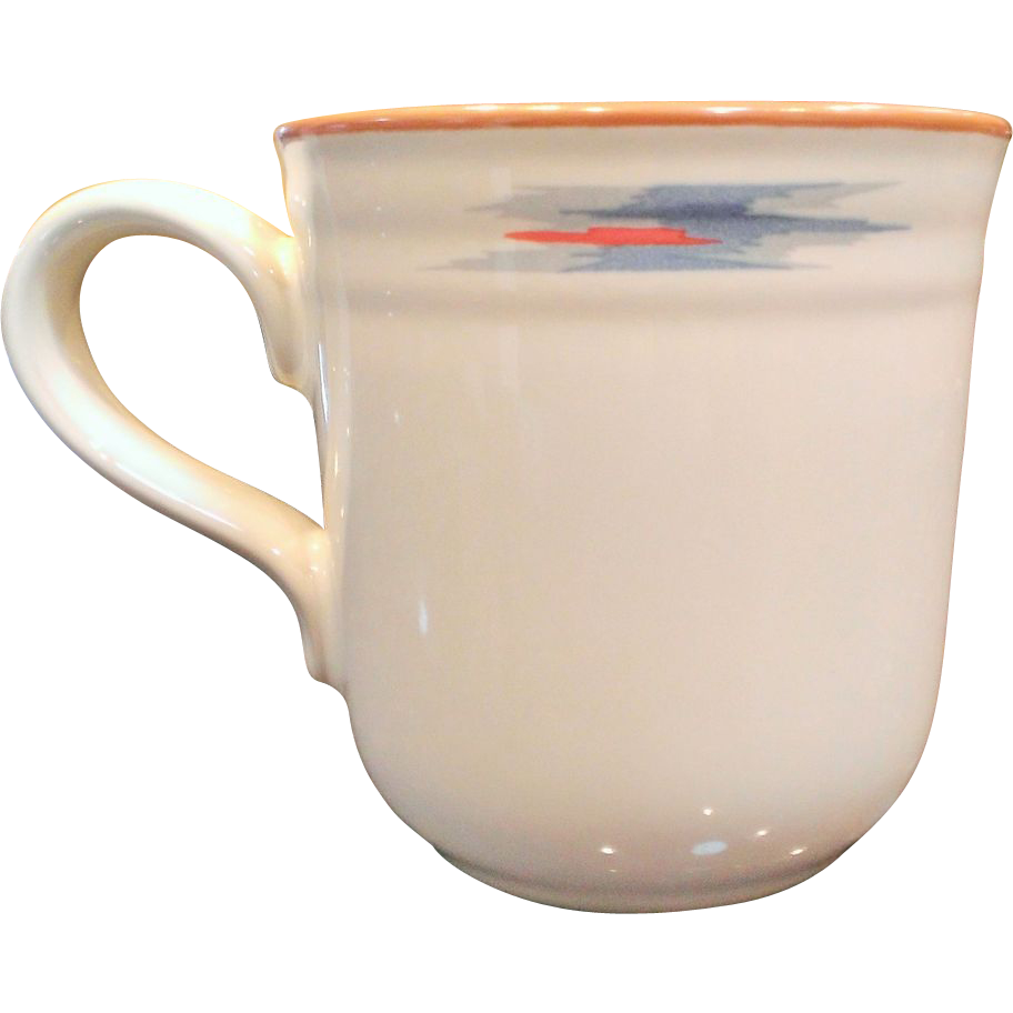 Noritake Raindance Coffee Mugs