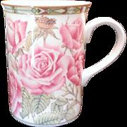 Royal Canterbury Pink Roses Fine Bone China Mug