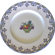 Vintage Royal Cauldon Dinner Plate Pattern V5282