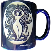 Goddess of Beauty Mug by Anne Marston
