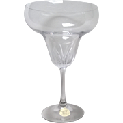Princess House Vignette Pattern Margarita Glass