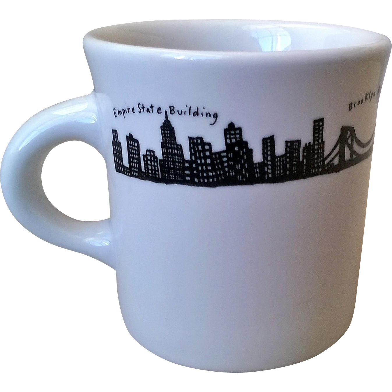 fishs eddy chat Title: fishs eddy new york skyline mug, price: $10 usd , category: vintage collectibles:kitchen ware:new york city memorabilia, shop: annie's avenue antiques, description: offered for your consideration is this vintage restaurant ware mug made by fishs eddy featuring the the famous new york city skyline - a perfect memento of your visit to the .