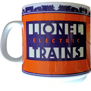 Lionel Electric Trains Mug