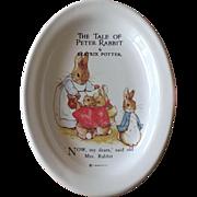 Beatrix Potter Peter Rabbit Soap Dish