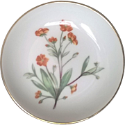 Royal Doulton Floral Pattern Pin Dish