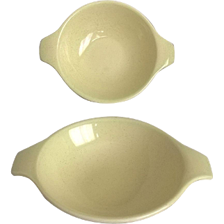 TST Pebbleford Sunburst Yellow Bowls