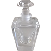IRICE Hand Cut Crystal Perfume Bottle