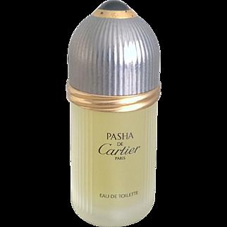 Pasha de Cartier Eau de Toilette for Men