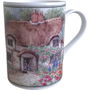 Queen's China Cottage Gardens Coffee Mug