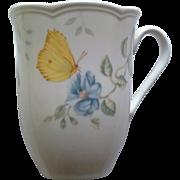 Lenox China Butterfly Meadow Mugs