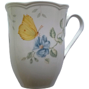 Lenox China Butterfly Meadow Mugs