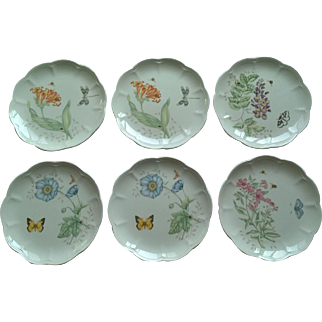 Lenox China Butterfly Meadow Dinner Plate