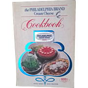 Vintage Philadelphia Brand Cream Cheese Cookbook