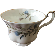 Royal Albert Brigadoon Footed Cup