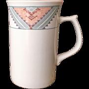 Mikasa Santa Fe Cappuccino Mug #CAC24