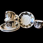 Juventus Espresso Cup & Saucer Set
