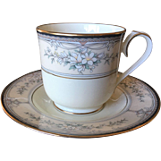Noritake Churchill Cup & Saucer