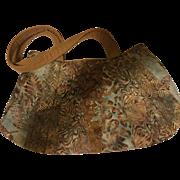 Batik Purse Tote Bag