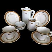 Helmsley Hotel Coffee/Tea Set by Mayer China