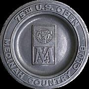 75th U.S. Open Golf Championship Plate Medinah