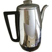 Universal Electric Coffee Pot Percolator by Landers, Frary & Clark