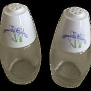 Gemco Shadow Iris Salt & Pepper Set
