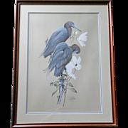 Art La May Framed Signed Prints