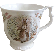Royal Albert Beatrix Potter Benjamin Bunny Teacup