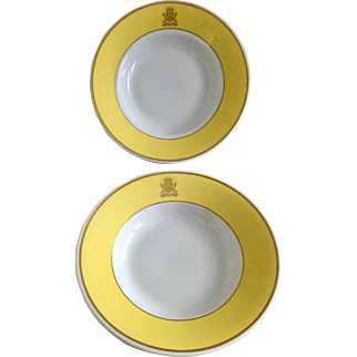 The Carlyle Dinnerware Soup Bowl Set