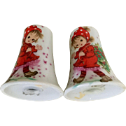 Lefton Christy Salt & Pepper Set