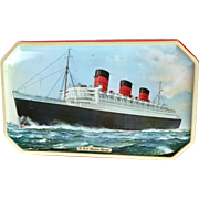 Bensons Queen Mary Confection Tin