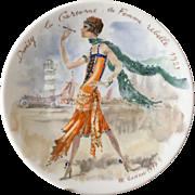 D'Arceau-Limoges Les Femmes Du Siecle Plates