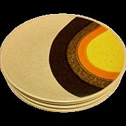 Mikasa Half Moon Dinner Plate