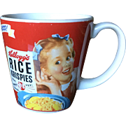 Kellogg's Rice Krispies Hear Their Freshness Mug