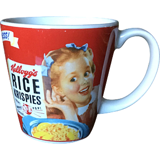 Kellogg's Rice Krispies Hear Their Freshness Mug