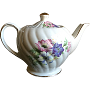 Windsor Floral Teapot Swirl Design