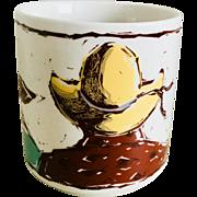 Michel & Company Cowboy Mug