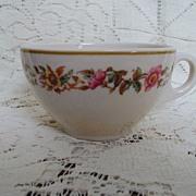 Shenango China Jacqueline Floral Cup