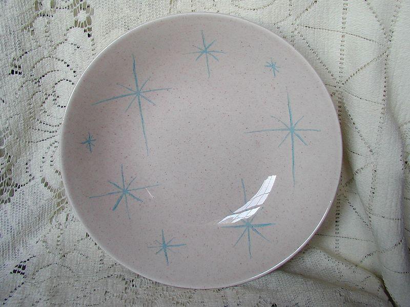Royal China Celeste Bread Plate