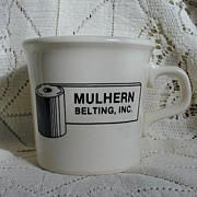 Taylor Smith Taylor Mulhern Belting Advertising Mug