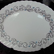 Johnson Bros Encore Platter