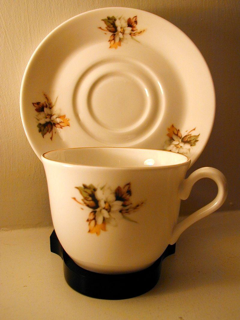 Royal Doulton Demitasse Cup & Saucer