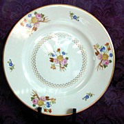 Syracuse China Old Ivory Coventry Salad Plate