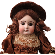 "Belton Girl - 14"", closed mouth, perfect bisque"